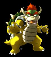 Bowser by tysuyo