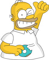 Homer by T95Master