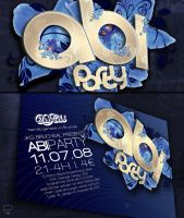 party flyer design club dub by pasarelli