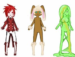 ADOPTS BATCH 3 (1 left) by Final-Resident