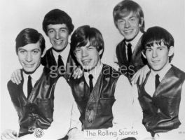 The Young Rolling Stones by Ashley-kk