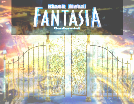 Black Metal Fantasia: Centennial (official logo) by TheSkull31