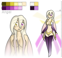 Reference - Angel by Ihara