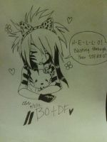 Hello botdf kitty by Kona-chan19