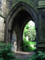 Anglican Chapel Porte-Cochere by little-iggy79