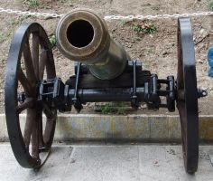 Cannon 2 by fuguestock