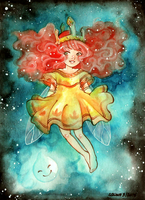 Child of Light by Tiara-C