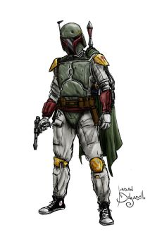 The Fett Man by Dizzy-O