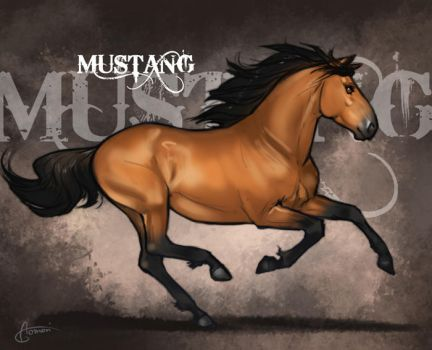 Adult Mustang for Mestengo v2 by Aomori