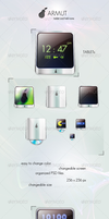 Armut Tablet icons FULL by BlueX-Design