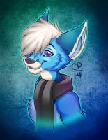 Bluekoinu by tweakfox