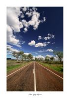The Long Road by m-Tuffy