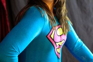 Super Woman by lukederic