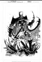 Black Lantern Design BATMAN by JoePrado2010