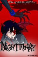 AF Comic - Nightmare - Cover by Eleanor-Devil