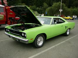 1970 Plymouth GTX 440 SixPack by RoadTripDog