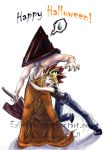 .:3H: Happy Halloween...wtf:. by ExiledChaos