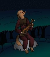 4: Zoain the Songstress by stoneman123