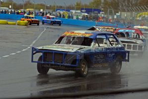 Lee Pearce 1300 Stock Car 23 @ Aldershot 2012 by Petrol-Head-Images