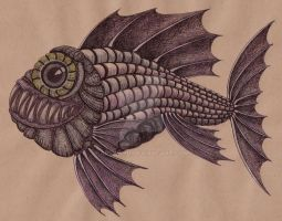 Fish 2 by Artwyrd