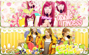 29/7 TiffNa Couple Request for LuBun BFF Couple by BunnyLuvU