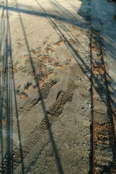 Tracks and Shadows by DVeditor