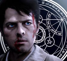 My Name is Castiel by ClayairTheZambie