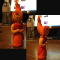 Adventure Time: Flame Princess by Spaz-Twitch11-15-10