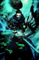 Yasuo real style by Shibuz4