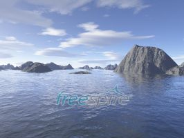 Lets swim into Freespire by raheel07