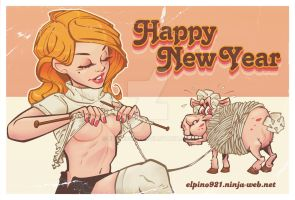 Happy New Year by ElPino0921