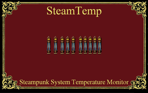SteamTemp 0.1.0 by IttAddams