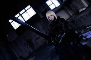 Saber Alter by Velvetroseclare