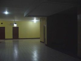 Hall Way 1 by Insan-Stock