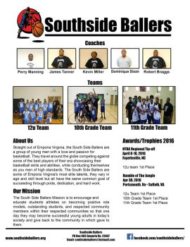 southside ballers info doc. by ComplexMediaSolution