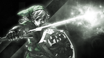 Link (Skyward Sword) Walpaper by Antr0nach
