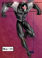 Darkhawk by BradMatthews