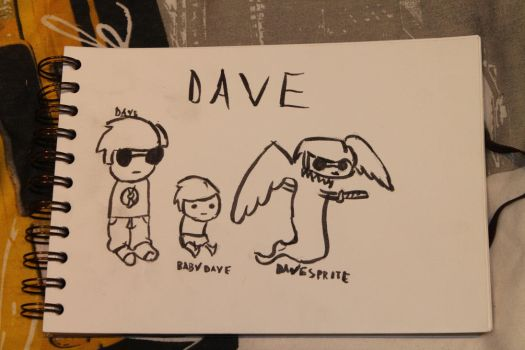 dave by firefollet
