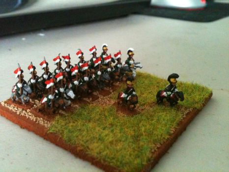 6mm Napoleonics 76 by DarvenTravos