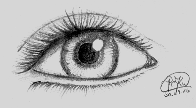 Eye by RadiatingCalm