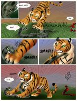 Daina Tigress of Pampas 50 by TigresaDaina
