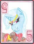 The Competitive Five of Hearts: Trixie Lulamoon by The1King