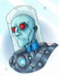Mr Freeze by Lazaer