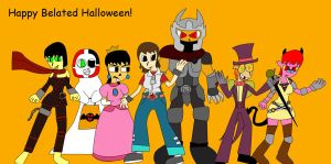 Costume Quest by ranasan