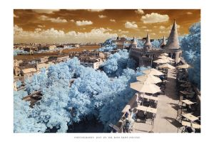Budapest - IR VI by DimensionSeven