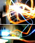 Lightpainting by Bobsmade