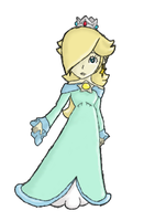 Princess Rosalina by 3Dogz
