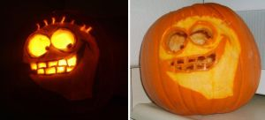 Cheese O'Lantern by NeitherSparky