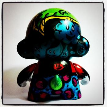 Munny Doodle by Power-Venom