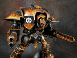 Imperial Knight Giveaway by denofimagination